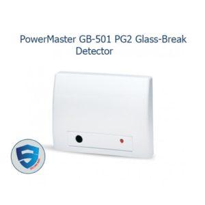 PowerMaster GB-501 PG2 Glass-Break Detector