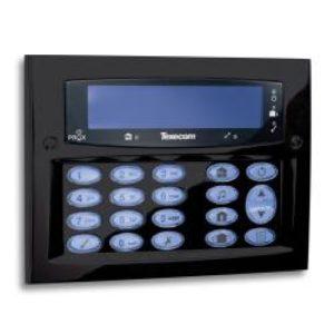 Texecom DBD-0124 Premier Elite Diamond Black FMK Keypad