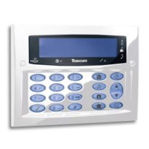 Texecom DBD-0170 Premier Elite Diamond White FMK Keypad