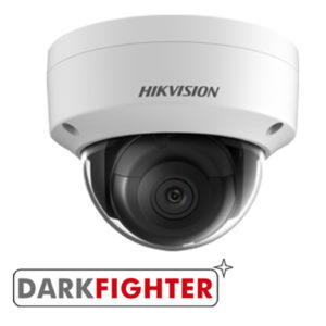 Hikvision 2MP fixed lens ultra-low Light Dome Network CCTV Cameras
