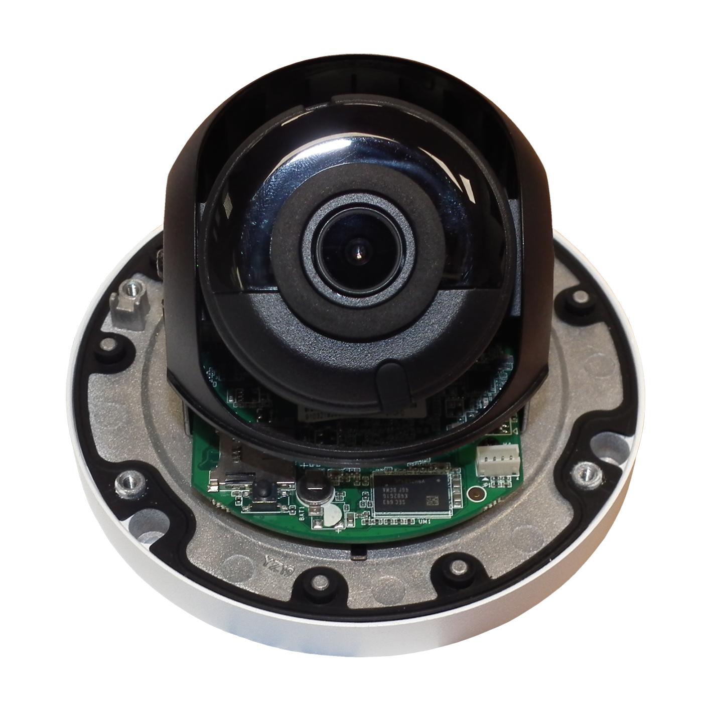 Hikvision 2 Megapixel Fixed Lense Ultra Light Dome Cctv