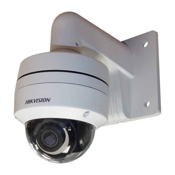 Hikvision 2 Megapixel Fixed Lense Ultra Light Dome Cctv