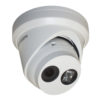 8MP fixed lens 30 metre IR turret Network Camera