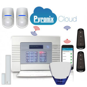 This alarm system works really well in any home in any environment.