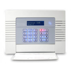 The Pyronix Enforcer is a Wireless Home Alarm Systems that includes a control panel and a variety of wireless devices which all use the Pyronix two way wireless technology.