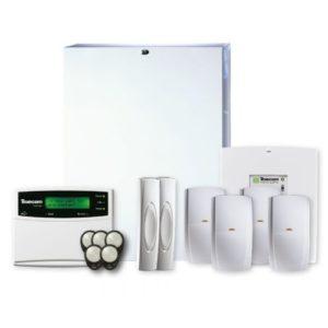 Texecom 0005 32 Zone Wireless Alarm Systems Kit