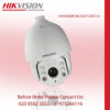 Hikvision 2MP IR PTZ Camera with 30X zoom