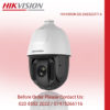 Hikvision 2MP IR PTZ with 25X zoom Dome Camera