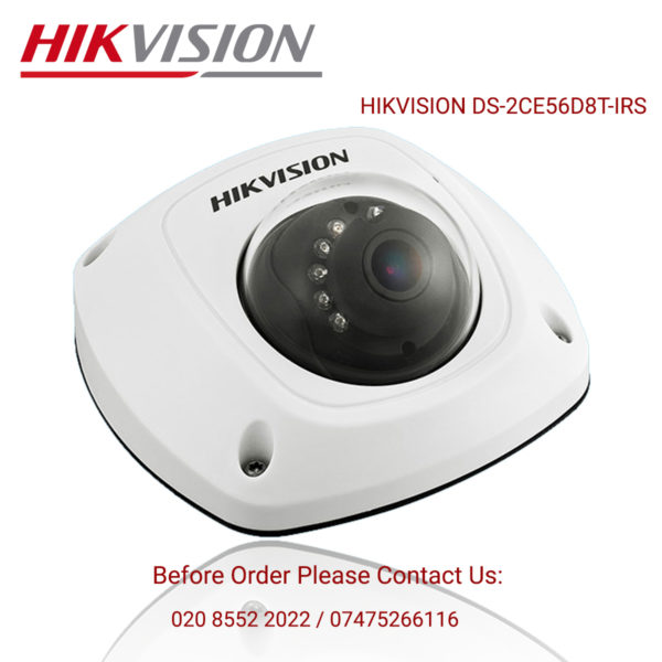 Hikvision 2MP fixed lens ultra low light internal Dome Camera  D